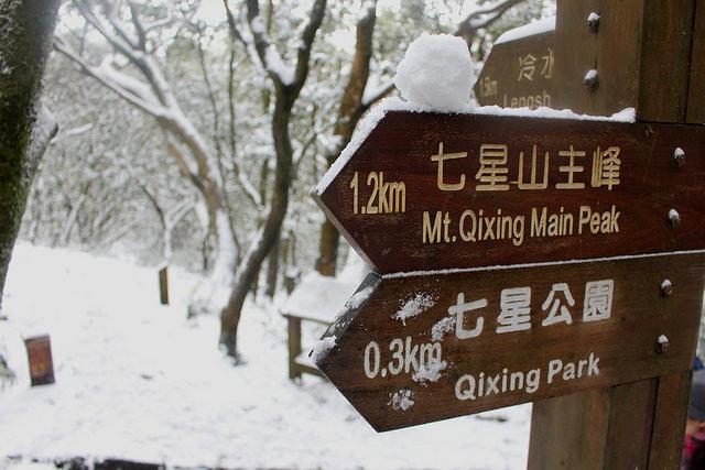 陽明山下雪-banner